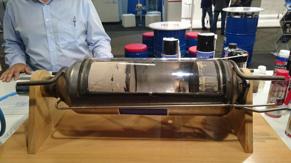 Diesel Particulate Filter Exclusion - ETP Solutions GmbH